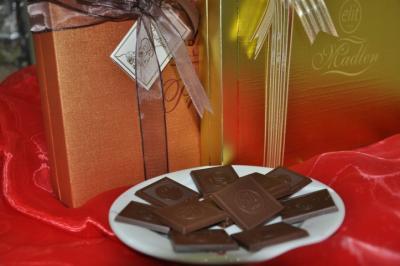 Çikolata Yaprak Madlen