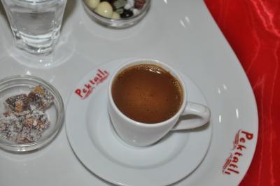 Pek Tatlı Özel Türk Kahvesi